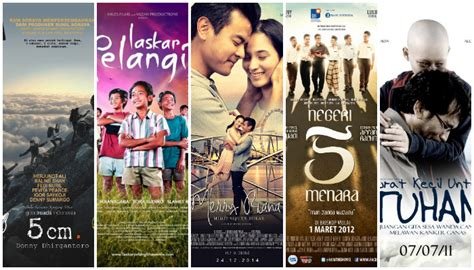film motivasi pendidikan indonesia menginspirasi nonton 5 film indonesia bertema motivasi