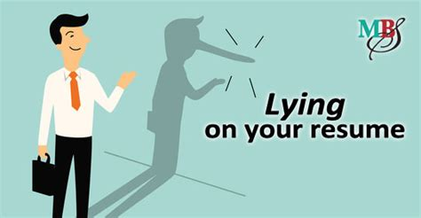 lying on your resume martin buckland speaks
