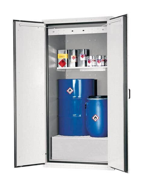 armadio antincendio armadio per fusti con protezione antincendio modello vbf