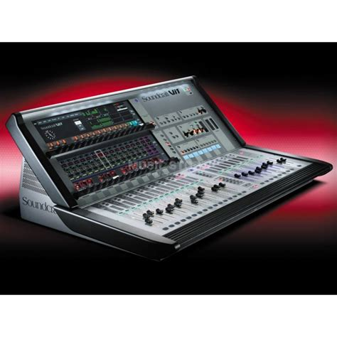 soundcraft vi1 table de mixage num 233 rique