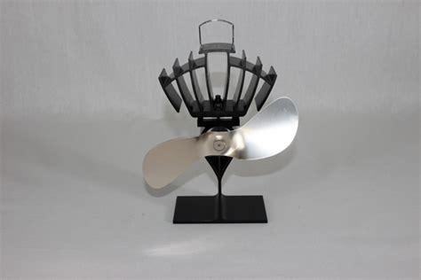 caframo ecofan airmax 812 heat powered wood stove fan