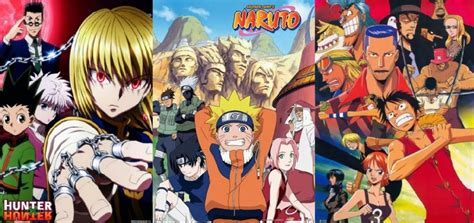 10 best anime 10 best shounen anime of all time reelrundown