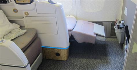 emirates business class seat review havayolu 101 emirates should come clean about its non a380 business
