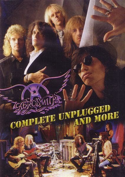 Aerosmith Unplugged 1990 1cd 2017 aerosmith complete unplugged and more 2dvd giginjapan