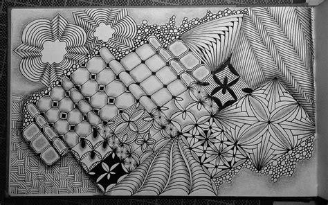 zentangle pattern lace 204 best zentangle images on pinterest zentangle