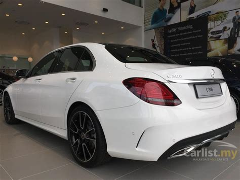 Mercedes 2019 Malaysia by Mercedes C300 2019 Amg 2 0 In Selangor Automatic