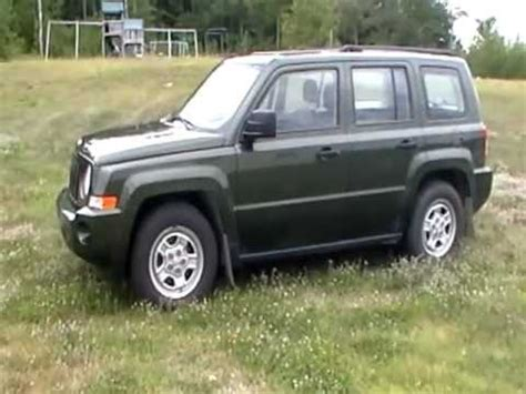 Jeep Patriot 2008 Owners Manual 2008 Jeep Patriot 5 Speed Manual 28 Mpg 12900 Www