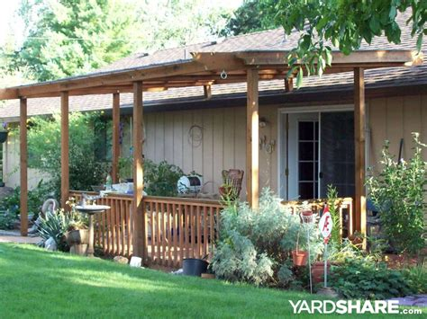awnings for decks ideas landscaping ideas gt deck awning build yardshare com