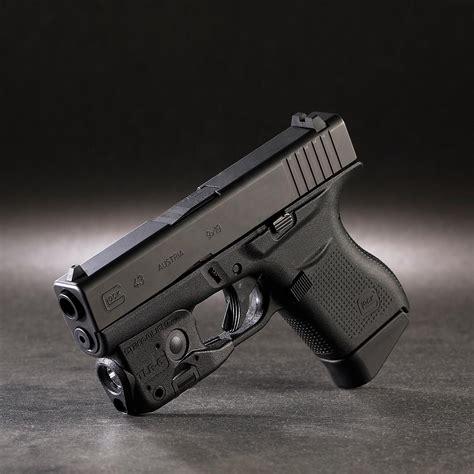 glock 43 laser light combo streamlight tlr 6 for glock 42 43 gun light amazon com