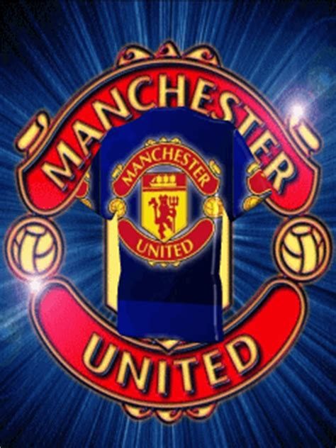Hp Manchester United wallpaper animasi handphone logo manchester united