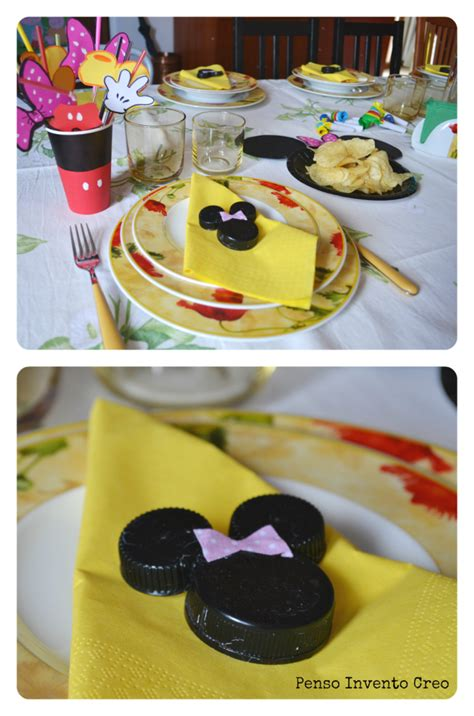 Mickey And Minnie Mouse Home Decor by Organizzare Una Festa Di Compleanno Per Bambini A Tema