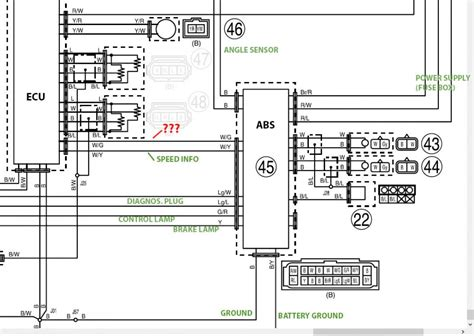 mercedes abs wiring diagram wiring diagram manual