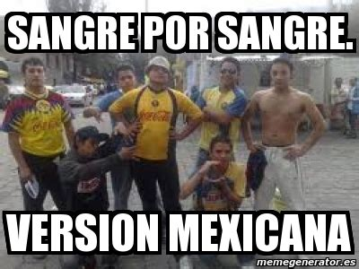 Gym Pictures meme personalizado sangre por sangre version mexicana