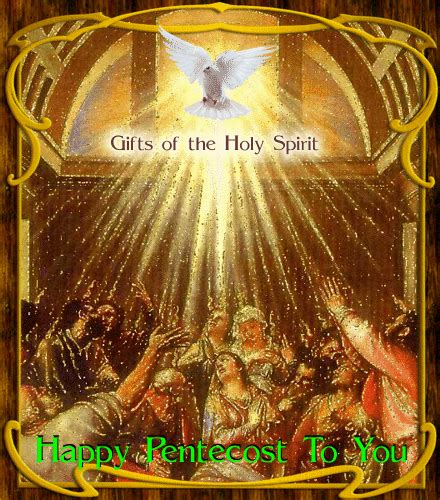 beautiful pentecost greeting pictures
