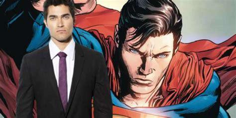 bioskop keren flash season 2 tyler hoechlin to play superman on supergirl