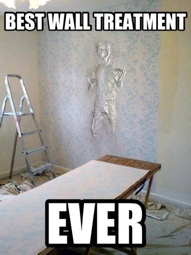Drywall Meme - 136 best star wars humor images on pinterest funny stuff
