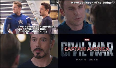 captain america civil war meme