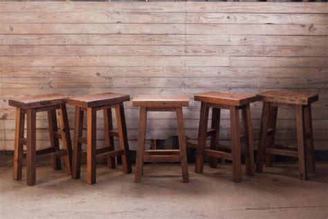 Reclaimed Wood Bar Stool Reclaimed Wood Bar Stools Reclaimed Wood Farm Table Woodworking Athens Atlanta Ga