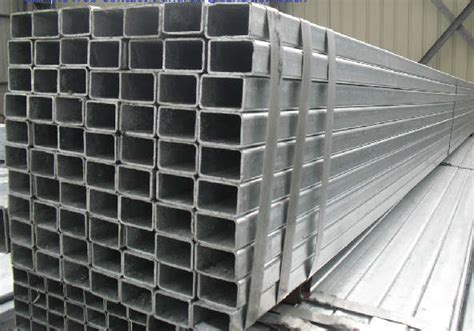 galvanised box section steel china rhs steel hollow section galvanized or black china
