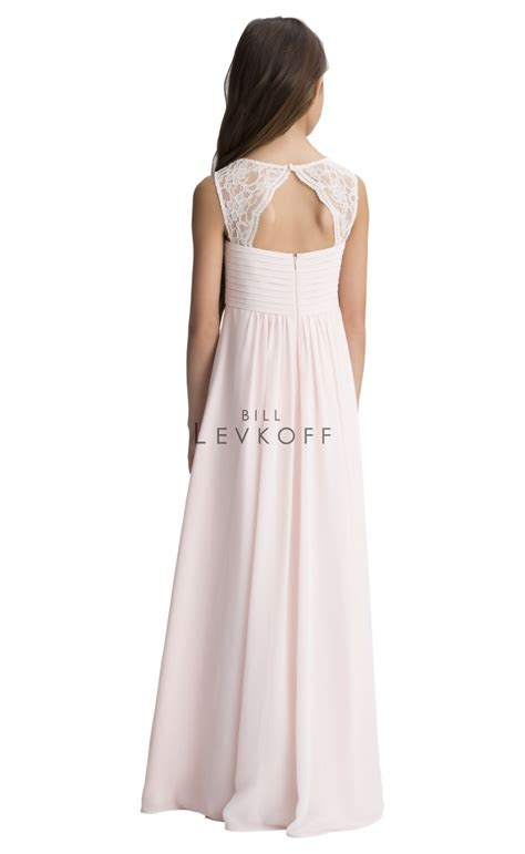 Bridesmaid Dresses by Bill Levkoff 117302 Junior Bridesmaid Dress Madamebridal