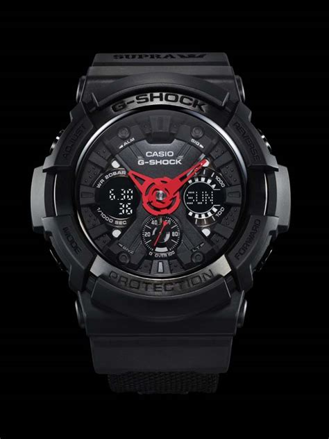 supra x g shock quot it s about time quot kicks accessories faux society