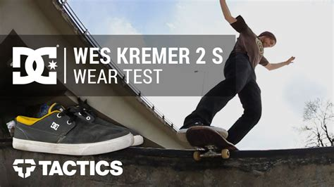 Harga Dc Shoes Wes Kremer dc shoes wes kremer 2 s skate shoes wear test review