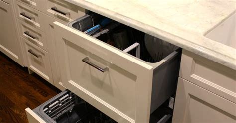 fisher paykel double drawer dishwashers panel ready