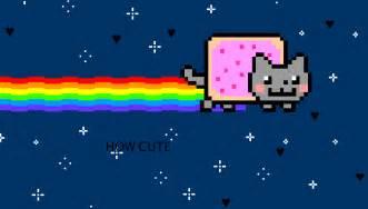 Nyan Cat Nyan Cat Nyan Cat Photo 30799210 Fanpop