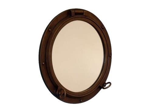 porthole mirror wholesale bronzed porthole mirror 24 inch wholesale