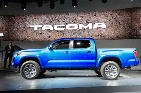 2016 Toyota Tacoma Specifications 2016 Toyota Tacoma Price Engine Specifications Mpg