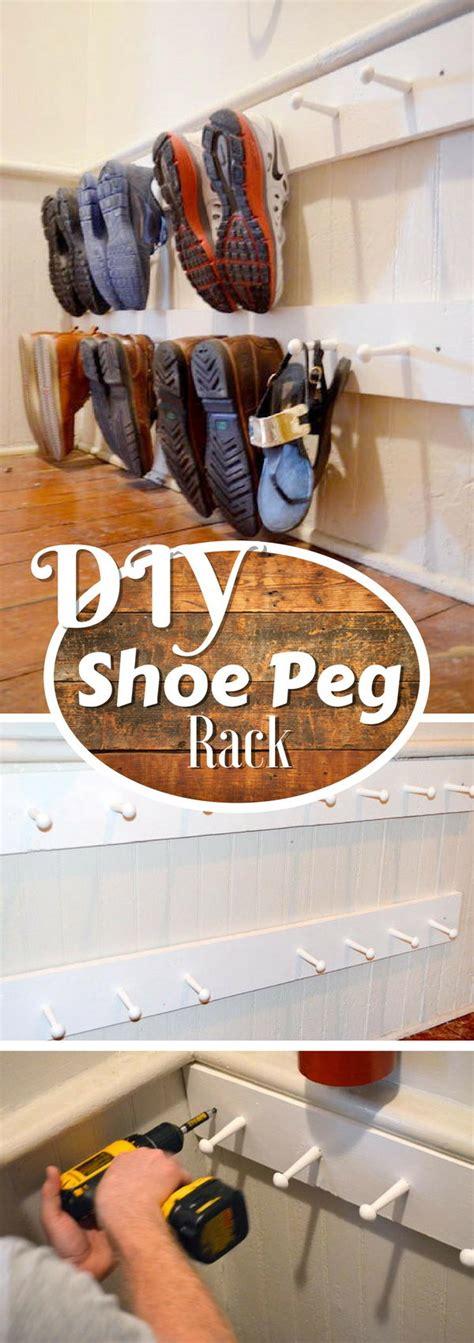 25 shoe organizer ideas hgtv shoe storage solutions easy ideas cabinet shelving