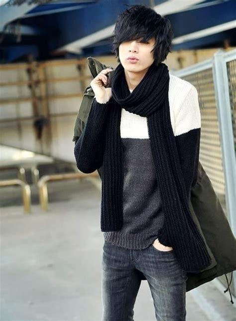 junecom korean fashion men fall fashion outfits