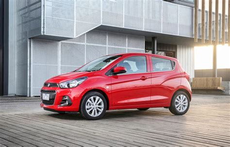 holden spark holden spark creeps up in price goauto