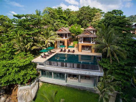 Eight Bedroom Villas Phuket Ultimate Luxury 8 Bedrooms Villa Kata