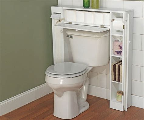 Space Saver Bathroom Furniture The Toilet Cabinet Bathroom Space Saver Coolshitibuy