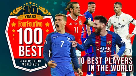 who is best player in the world who s the best player in the world here are our top 10