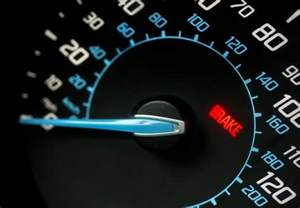 Mazda Brake System Warning Light What Causes The Brake Warning Light To Come On Angie S List
