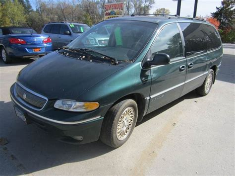 1996 Chrysler Town And Country Lxi by 1996 Chrysler Town And Country 4dr Lxi Extended Mini