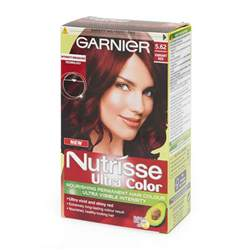garnier nutrisse permanent hair color chestnutmedium