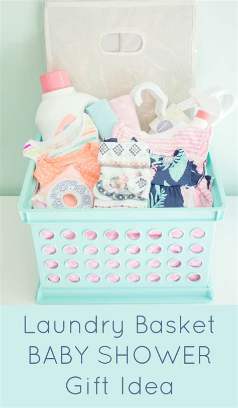 Great Baby Shower Gifts For A by Laundry Basket Baby Shower Gift Laundry Babies And Gift