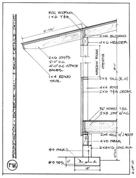 Carport Detail ben s home terrain
