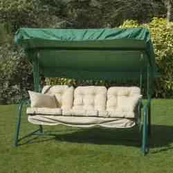 Hammock Replacement Seat Garden 3 Seater Replacement Swing Seat Hammock Cushion Set