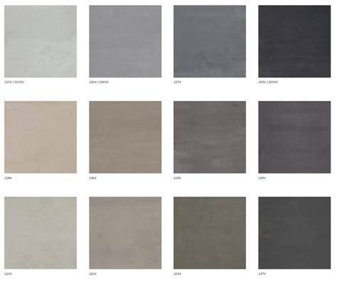 types of grays tiles greys mosa
