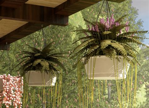 Hanging Plants For Patio by Ideas To Include Greenery At Home Design Trends