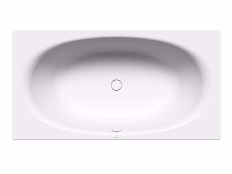 vasche da bagno in acciaio smaltato vasca da bagno in acciaio smaltato ellipso duo by kaldewei