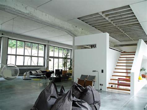 loft architektur locationscout zeigt loft in ehemaligem fabrikgeb 228 ude