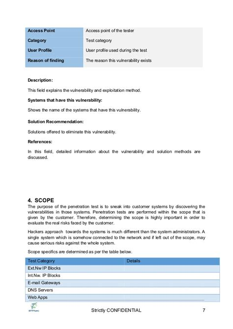 sle pen test report btpsec sle test report