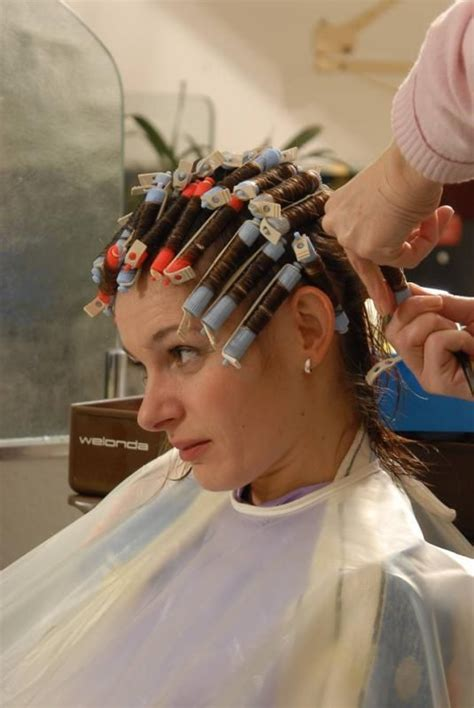 boy in curlers in salon 17 best images about perm on pinterest home perm hair