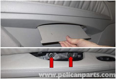 mercedes w211 rear door panel replacement 2003 2009