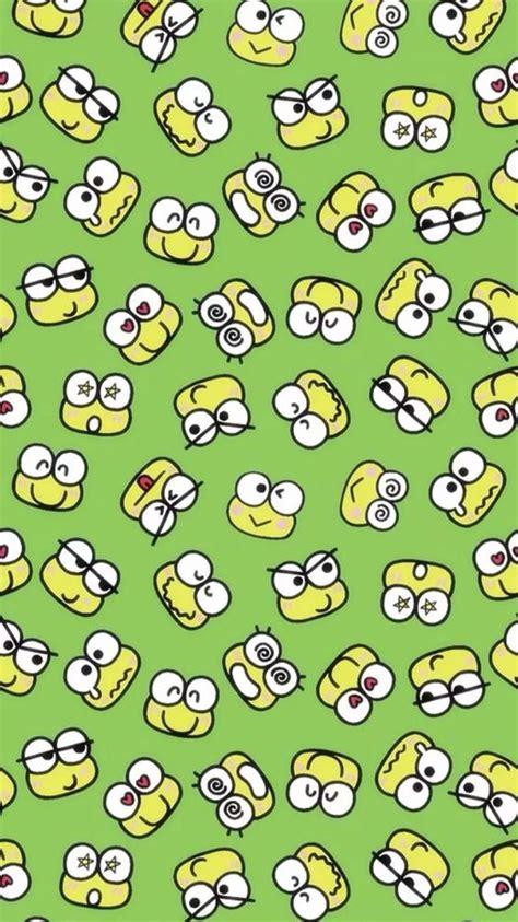 cute wallpaper keroppi wallpaper wallpaper sanrio pinterest keroppi
